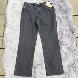 NWT Coldwater Creek classic fit jeans sz 14